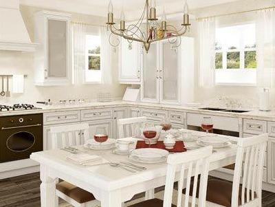klasyczne meble kuchenne 8
