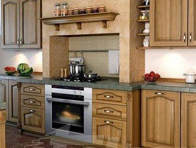 klasyczne meble kuchenne Stolzen 21