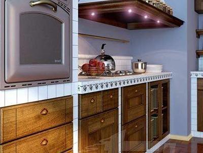 klasyczne meble kuchenne Stolzen 39