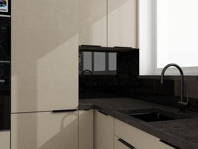 zabudowa kuchenna - projekty 14