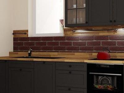 zabudowa kuchenna - projekty 19