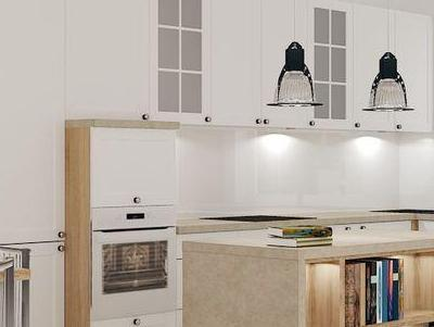 zabudowa kuchenna - projekty 23