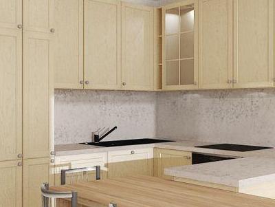 zabudowa kuchenna - projekty 32