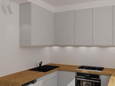 zabudowa kuchenna - projekty 34