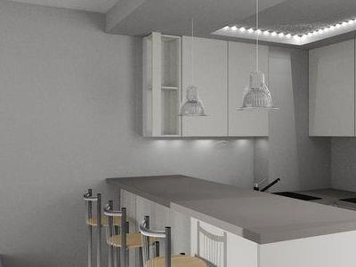 zabudowa kuchenna - projekty 39