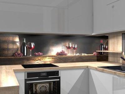 zabudowa kuchenna - projekty 43